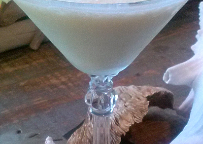 Dreamsicle Martini