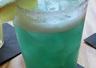 Blue Rooster Margarita
